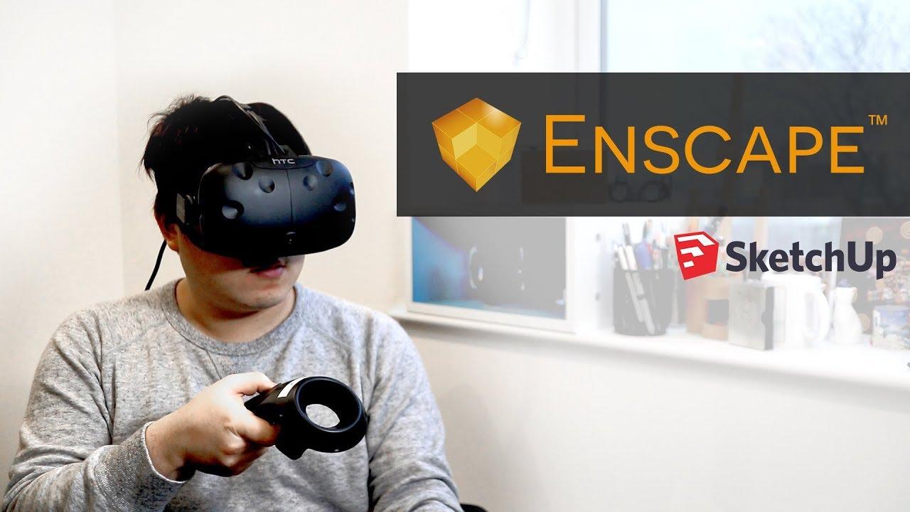 Hướng dẫn sử dụng VR – Enscape.