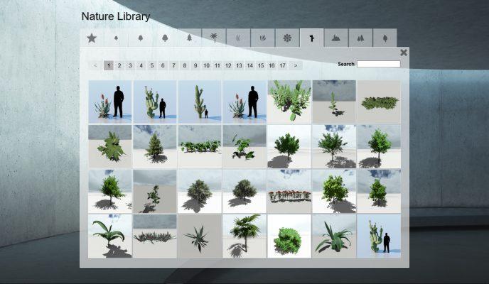 thư viện lumion, lumion models, lumion