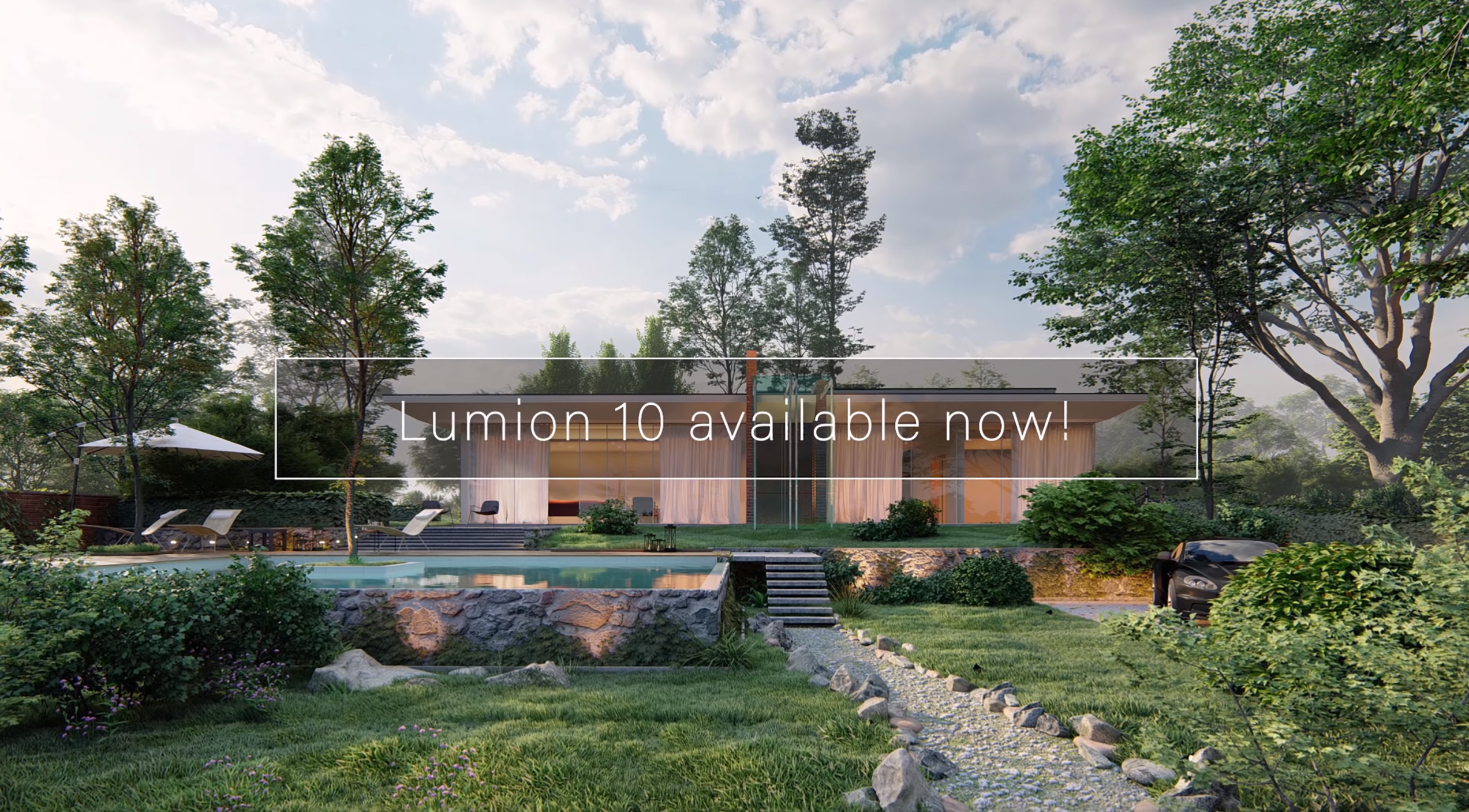 Các tính năng mới  trong Lumion 10