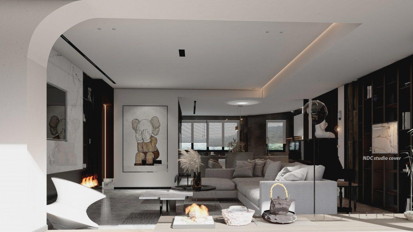 lumion interior scene